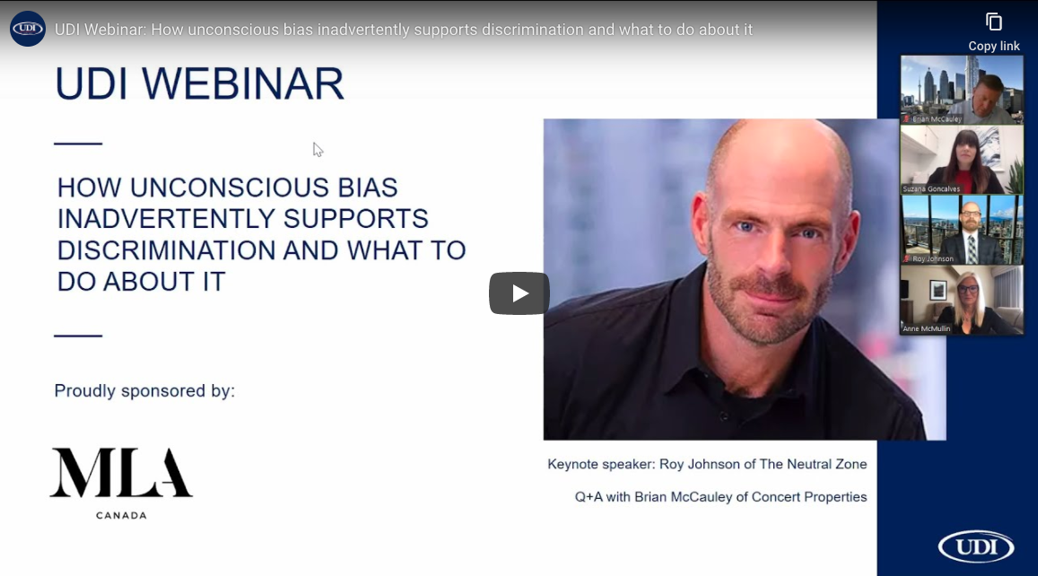 VIDEO: What to do about unconscious bias in the workplace